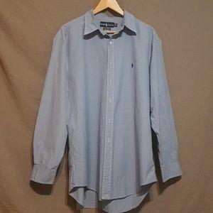 Men's Ralph Lauren Long sleeve button down shirt
